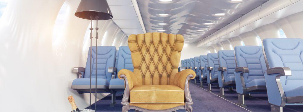 Diva Flying First Class