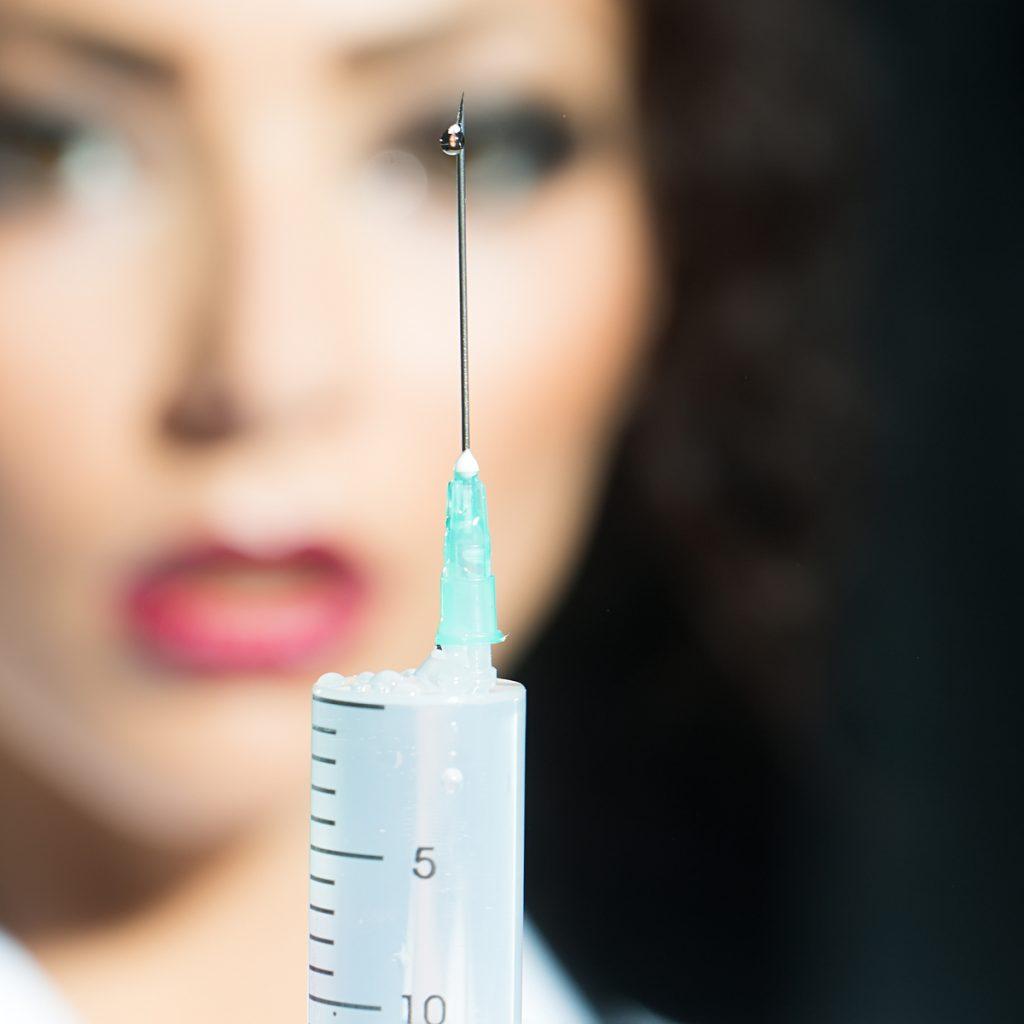Diva Luxe - Binge Syringe