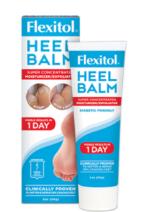LOOK LIVE : Heel balm