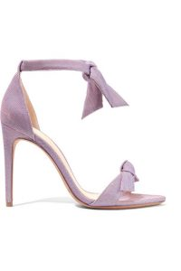 LOOK LIVE - Lilac stilettos