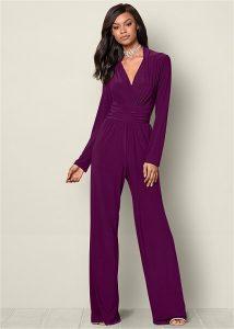 LOOK LIVE - Lilac jumper