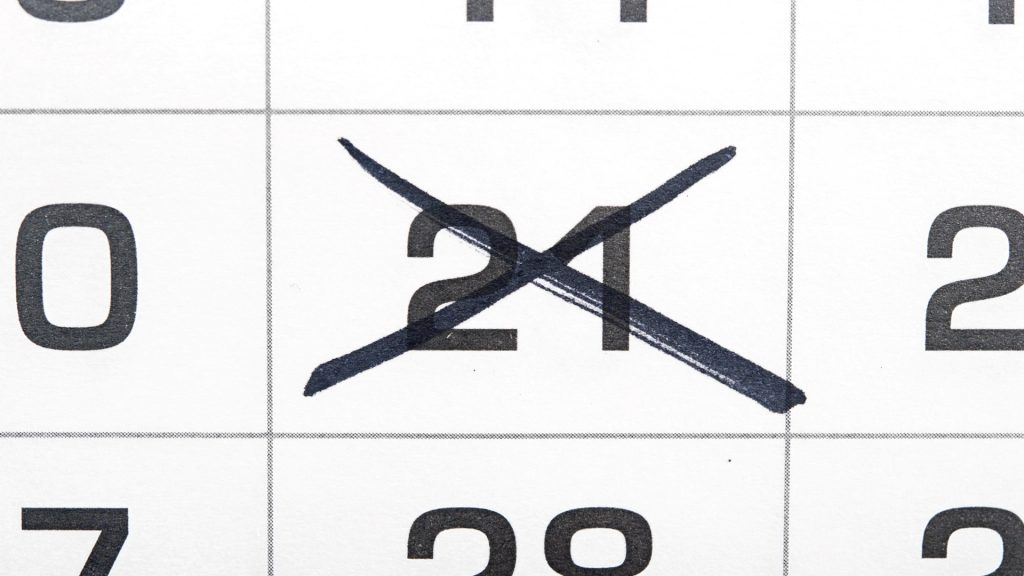 CAREER - Break habits in 21 days