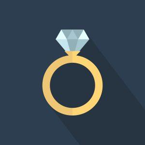 RELATIONSHIPS - Bigger engagement ring