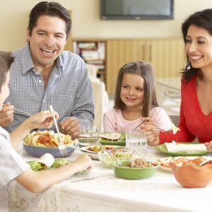 FAMILY - Eat dinner together