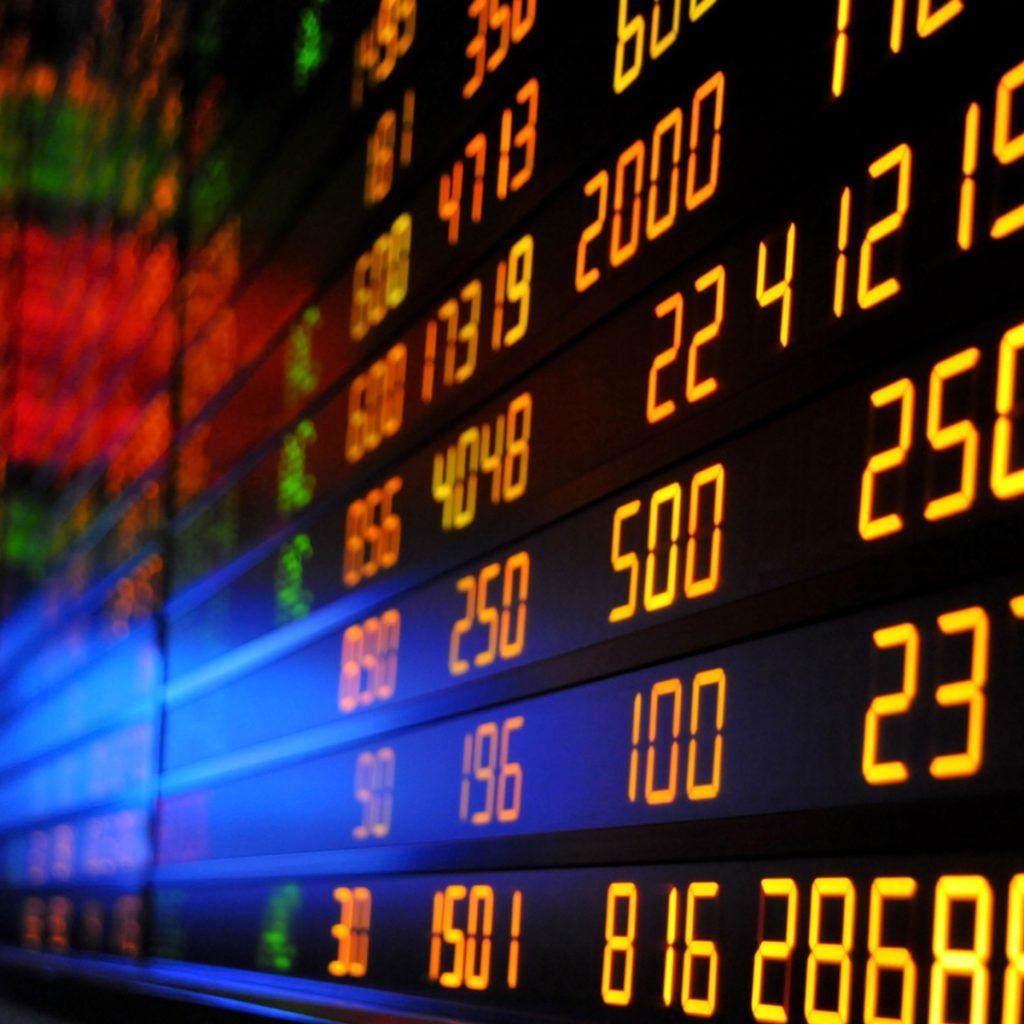 PROSPERITY: Buying stocks