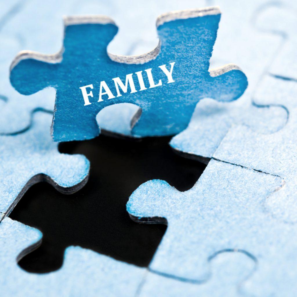 FAMILY: Relative Strangers